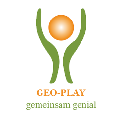 LOGO GEO PLAY Geocachig Mainz
